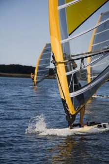 Foto: RS:X Wolrd Windsurfing Championchip.